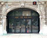 Arc De Square (missing the a)