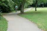 Bike Path in Triangle Park