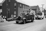 Fort Loramie Fire Department's 1938 Engine