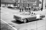 Frank Willman driven by Bob Siegel