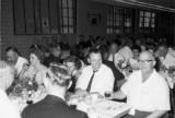 Don & Joan Eilerman (left side of table) Bob Zimmerman, John Broering