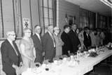 Joe & Rose Willman, ?, Bill Albers, Frank Willman , Fr. Liebold, Henry & Emma Sanders, Martin & Elisabeth Larger