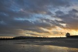 Hornsea beach 4.30pm