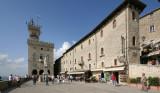 Italy 2007 - Cattolica, Florence, Venice, San Marino, Gradara