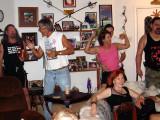 Group singing!