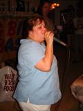 Scorn sings out!  Joan jett eat your heart out