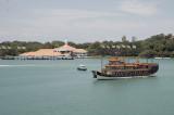 Sentosa from Vivo City