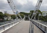 Cavenagh Suspension Bridge