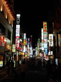 Kabukicho - Red Light District
