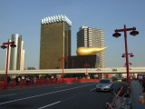 Asahi Beer Headquarters - Philippe Starck's Golden Flame