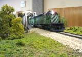 Brian Rutherford train, Paul Mack module