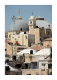 Jerusalem Rooftops - The Holy Sepulchre
