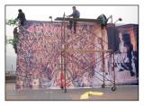 Hoarding Construction - Urban Planning Museum