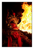 Changing Masks Fire