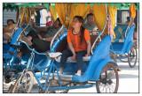 Dazu - Rickshaws