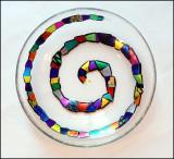 Small Spiral Dish