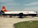 Viscount V801 G-AOHT