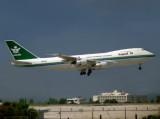 B747-200F N485EV