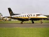Embraer E-110 Bandierante G-LATC