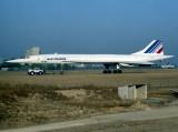 BAE Concorde F-BTSC
