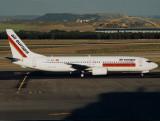 B.737-800 EC-HBL at MAD.