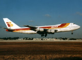 B.747-200 EC-DLC