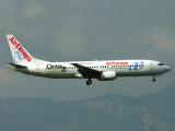 B.737-800 EC-ISN