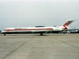 Mc Donnell-Douglas MD-83 PH-MBZ