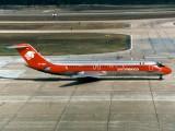 DC-9-30 XA-DEM