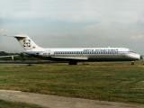 DC9-31 YU-AHW