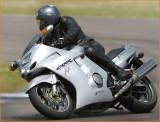 My fabulous  'Honda Blackbird'