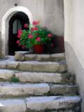 stone steps to somewhere