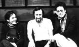 1973 Teachers Michael Choi,  Pedro and Santilli at Sassoon's Davies Mews school