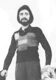 Dominic Flynn in 1972