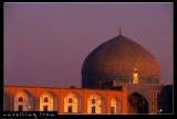 Sheikh Lotfollah Mosque at Dusk
