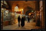 Imam Square Arcade, Esfahan