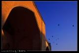 Arcade, 40 Pillars Palace