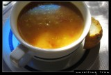 Barley Soup with Lemon Juice