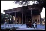 40 Pillars Palace, Esfahan