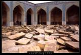 Restoration at Nasirol-Molk Mosque, Shiraz