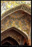 Patterned Tiles, Nasirol-Molk Mosque