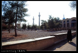 Cemetery at Muslim Complex, Esfahan
