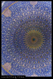 Dome Decoration, Imam Mosque