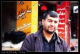 Shopkeeper in Shiraz