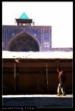 A Walk in Imam Mosque