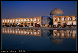 Reflection, Sheikh Lotfollah Mosque