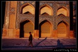 A Walk at Friday Mosque