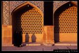 Veiled Ladies, Friday Mosque