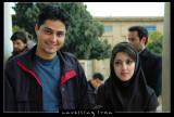 Friends met at Tomb of Hafez