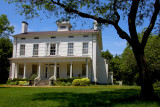 Deepwells Farm, built approximately 1845, St. James, NY